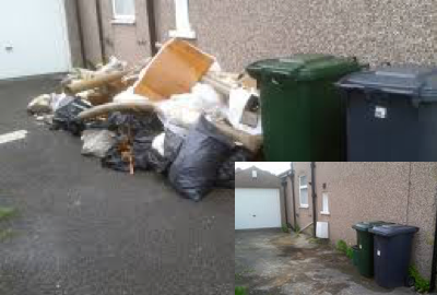 bundle services ltd image of rubbish removal